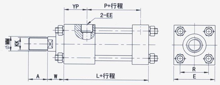 华诚电梯电路图
